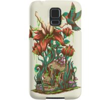 flower Samsung Galaxy Case/Skin