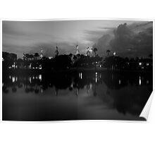 UT across the river Poster