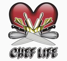 Heart Chef Life by dxf1969