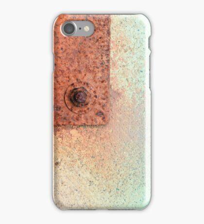 Metal Dispersion iPhone Case/Skin