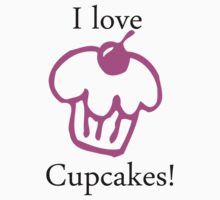 I love cupcakes by connor95