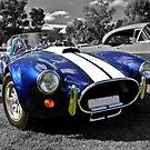 Blue AC Cobra by Ferenghi