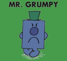 Mr Grumpy by bachelorshall
