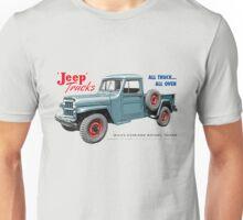 Jeep Trucks Unisex T-Shirt