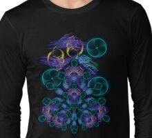 FRACTALiTEE : GEOBOTS Long Sleeve T-Shirt