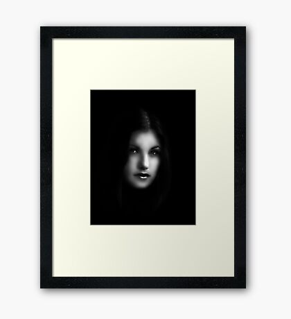 Sweet & Spicy Framed Print
