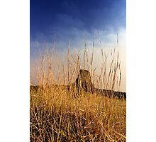 Sunset over Devils Tower .4 Photographic Print