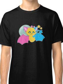Pansexual Pride Bat Classic T-Shirt
