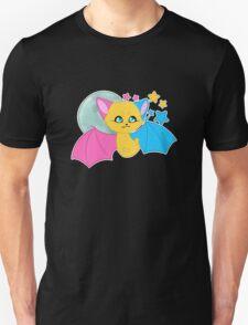 Pansexual Pride Bat T-Shirt