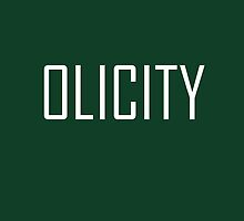 Olicity by tiffanytn