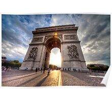 Arch of Triumph Poster