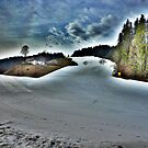 On The Piste  by Lilian Marshall