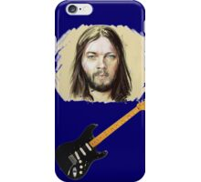 David Gilmour - Black Strat iPhone Case/Skin