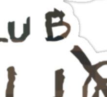 Vortex Club Sux Sticker