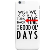 Stressed Out - Twenty One Pilots iPhone Case/Skin