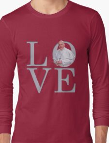 Love with Pope Francis Long Sleeve T-Shirt