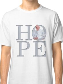 Hope with Pope Francis Classic T-Shirt