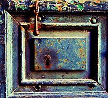 Locked by Merlina Capalini