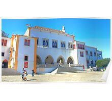Sintra. Palácio da Vila Poster
