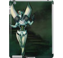 Sashaying Vaguely Downwards iPad Case/Skin