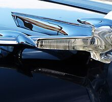Pontiac Chief Hood Ornament by trueblvr