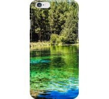 Wizard Fall Settling Pond... iPhone Case/Skin