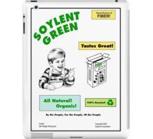 Soylent Green Breakfast Cereal iPad Case/Skin