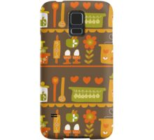 Lets Cook at Home Samsung Galaxy Case/Skin