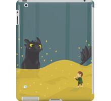 Surprise Bilbo iPad Case/Skin