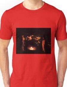 Bonfire Bewildered Unisex T-Shirt