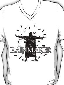 Rainmaker (Okada) - Distressed, Black T-Shirt