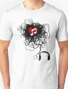 Love You, Music! T-Shirt