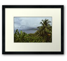 All My Dreams Go Back To You Framed Print
