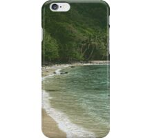 Dreaming Of Turquoise Waters iPhone Case/Skin