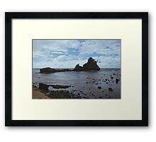 When Will I See You Again? Framed Print