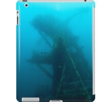 HMAS Perth Mast iPad Case/Skin