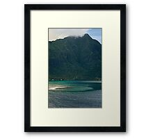 I'll Be There Framed Print