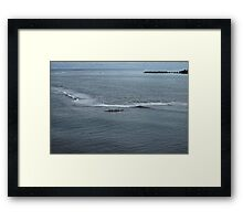 It's Moments Like This... Framed Print