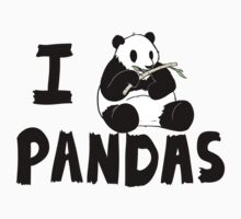 I Panda Pandas by whomp
