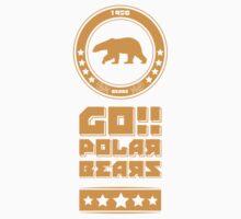 GO POLAR BEARS Kids Clothes