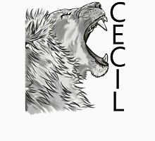 Memory of Cecil the Lion Roaring Tank Top