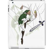 Legend of Zelda - Link Puppet iPad Case/Skin