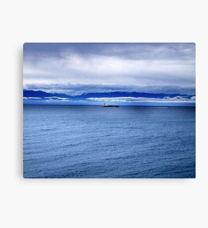 Safe Voyage Canvas Print