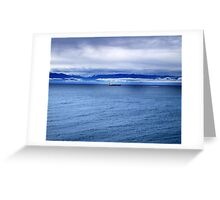 Safe Voyage Greeting Card