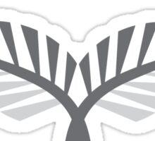 Silver fern WINGS! Sticker