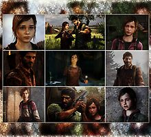 The Last Of Us - Collage by Sacredrite