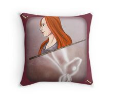 Lily Potter Throw Pillow