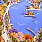 The river city by Adam Bogusz