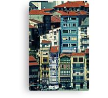Bermeo Canvas Print