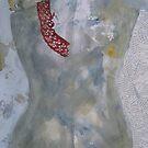 Red collar by Catrin Stahl-Szarka